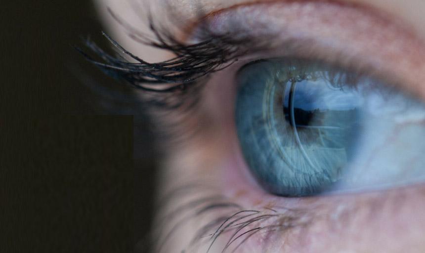 تکنیک eye tracking